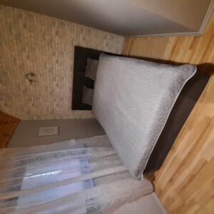 Sypialnia w Domku Jesień